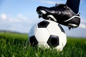 Smoky Mountain Soccer Ball and Shoes