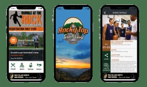 rocky top app