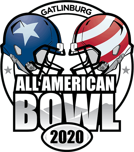 Gatlinburg All-American Bowl 2020 Logo